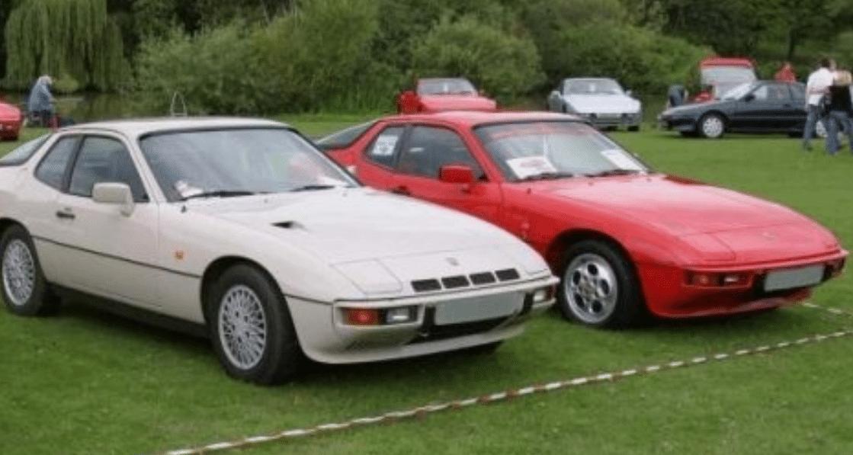 Découverte de la Porsche 924